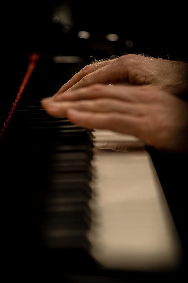 Flying Jazzman trio in Copenhagen on 02/06/16