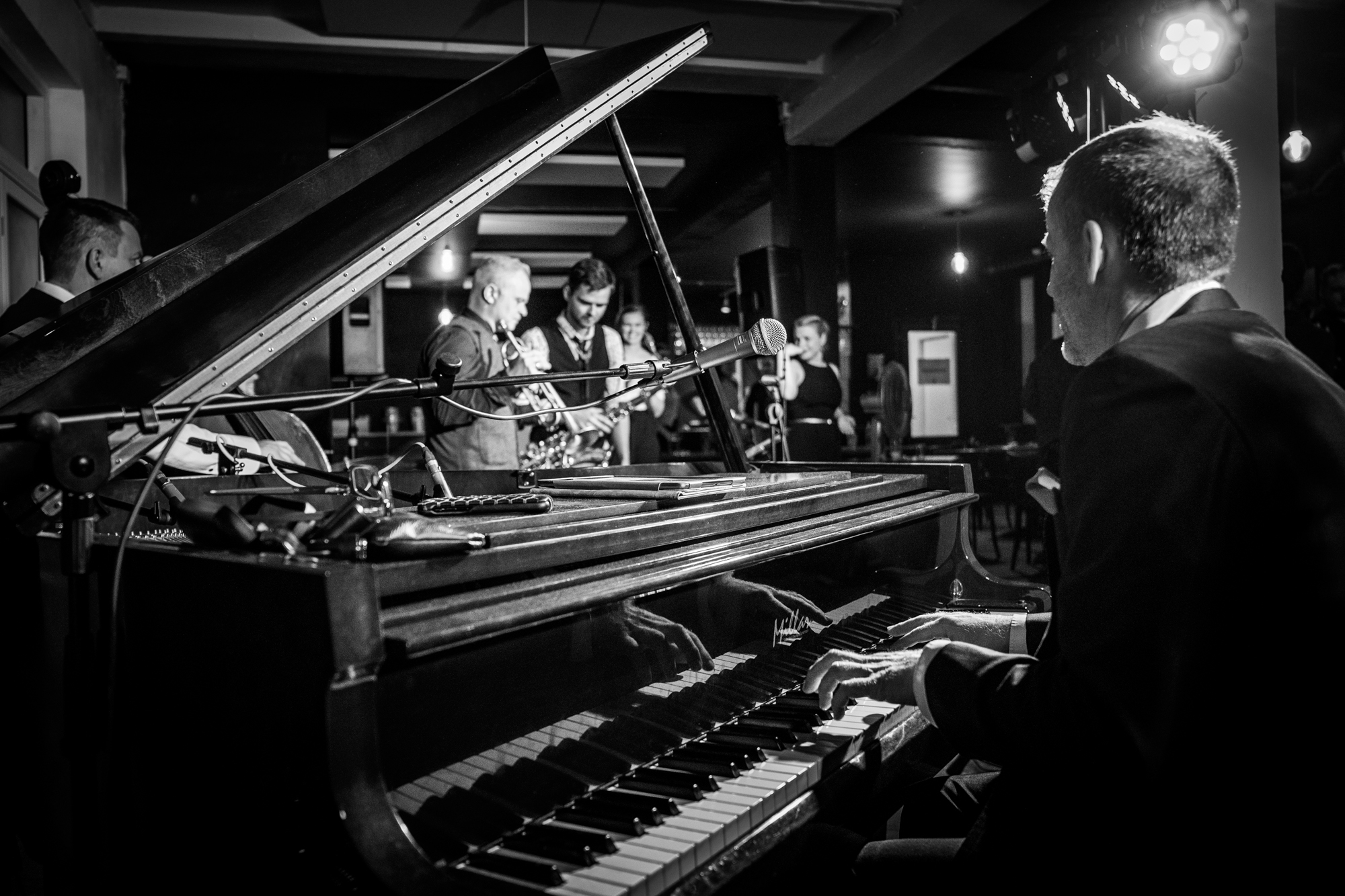 Flying Jazzman Septet in Copenhagen on 19/09/20