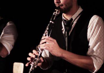 Flying Jazzman Trio in Silkeborg on 26/06/21