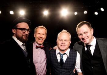 Flying Jazzman Quartet in Copenhagen on 29/10/21