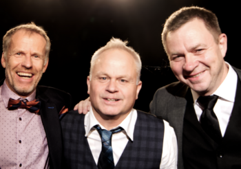 Flying Jazzman trio in Silkeborg on 17/11/21